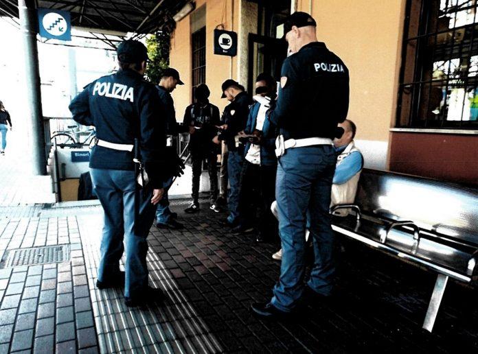 controlli polizia a san bonifacio