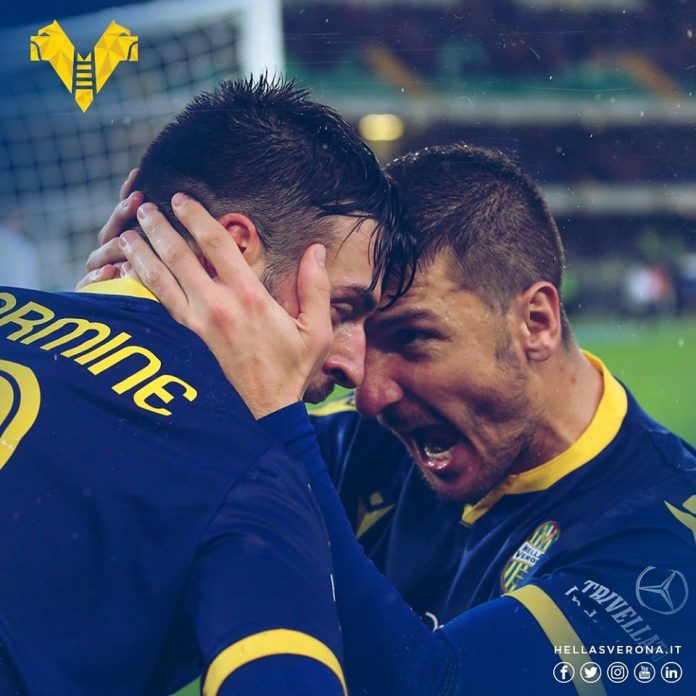hellas verona chievo entella riassunto weekend