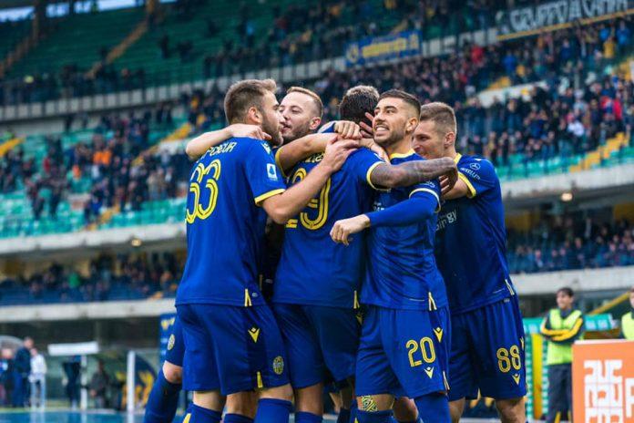 hellas verona vittoria Brescia