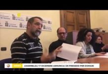 assemblea 17 dicembre annuncia presidio