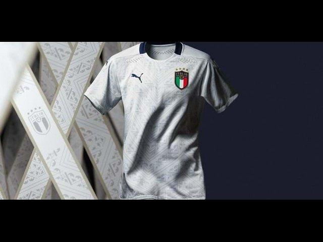 seconda maglia euro 2021