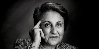 L'iraniana Shirin Ebadi