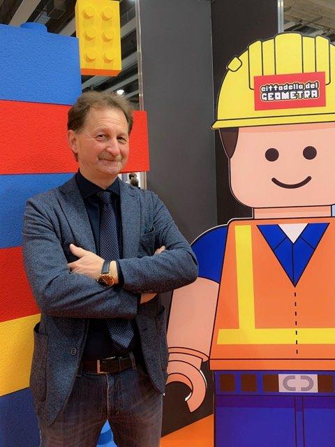 Fiorenzo Furlani - presidente del Collegio Geometri di Verona