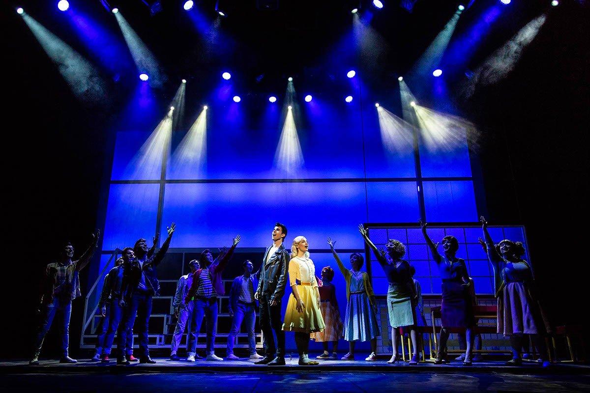 Grease-Teatro Nuovo