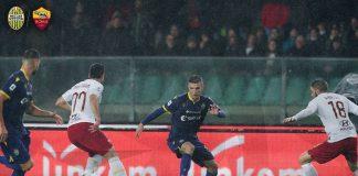 Hellas Verona-Roma chievo trapani