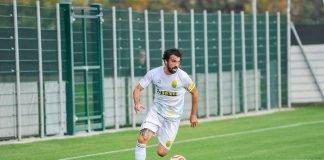 Lorenzo Zerbato Caldiero-Foto Roby
