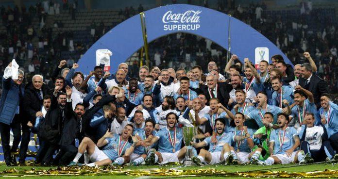 Juventus Lazio supercoppa