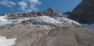 marmolada ghiacciaio