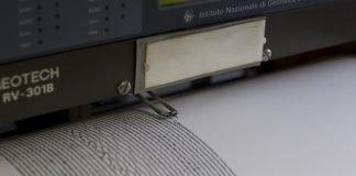 terremoto mugello sismografo