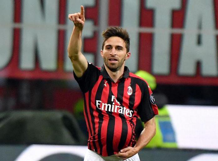 Fabio Borini Milan Hellas Verona