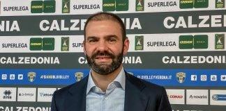 Fabio Venturi BluVolley Verona Calzedonia