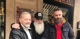 Papà del gnoco - Orazio Andreetti, Francesco Franz Gambale, Michele Pimazzoni papà del gnoco candidato numero tre