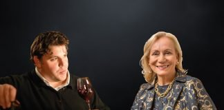 Thibault Liger-Belair e Marilisa Allegrini - vini Borgogna