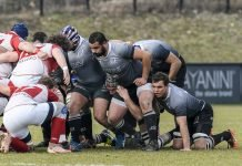 Verona rugby vs rugby Casale