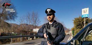 carabinieri badia calavena
