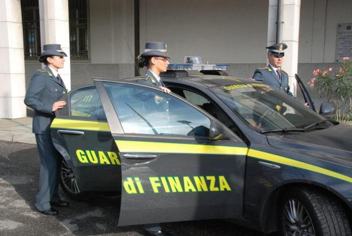 Guardia di finanza Genova