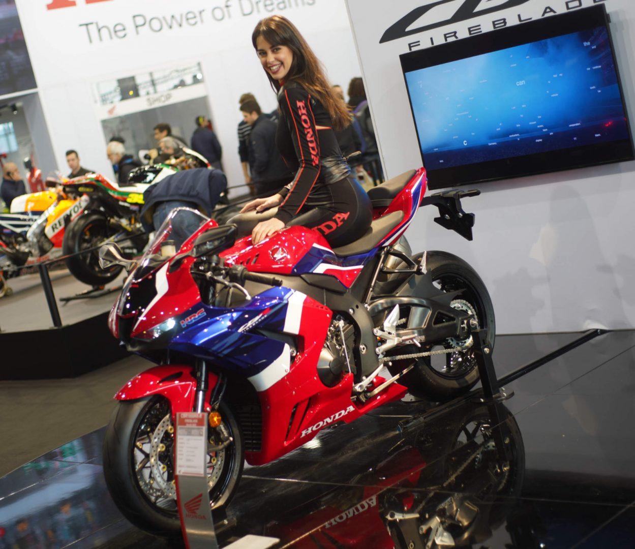 motor bike expo in fiera