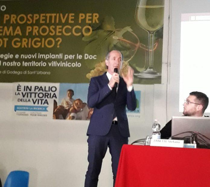 255.2020 Presidente regione a Godega Sant'Urbano su prosecco