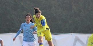 Lisa Faccioli in azione
