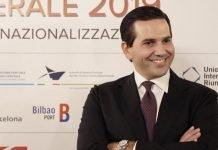 Il presidente Alis Guido Grimaldi Let Expo 2020