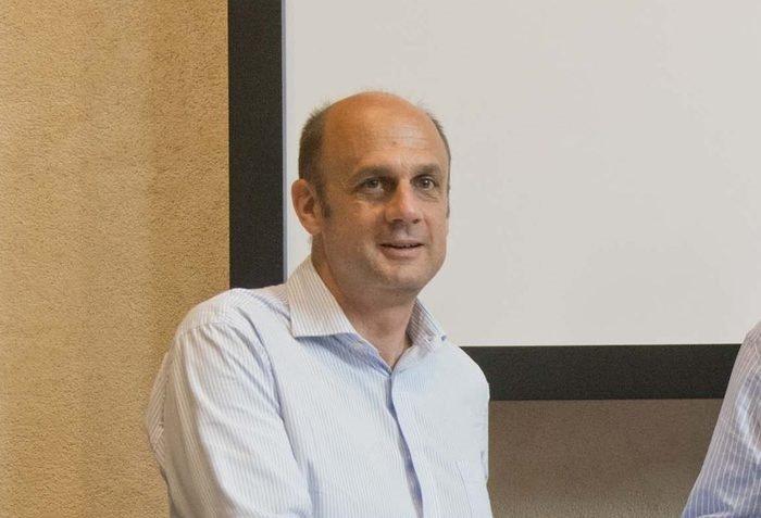 Arturo Lorenzoni, candidato per le regionali in Veneto.