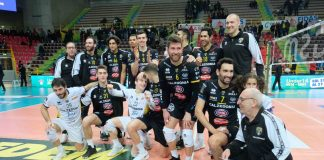 Calzedonia Verona-Tonno Callipo Calabria Volley