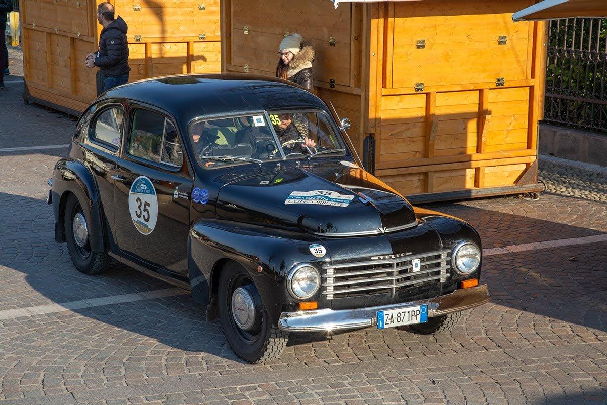 Coppa Giulietta e Romeo 2020 - Margiotta-Bertieri, vincitori della classifica assoluta Coppa Giulietta&Romeo e del Trofeo Nicolis-1