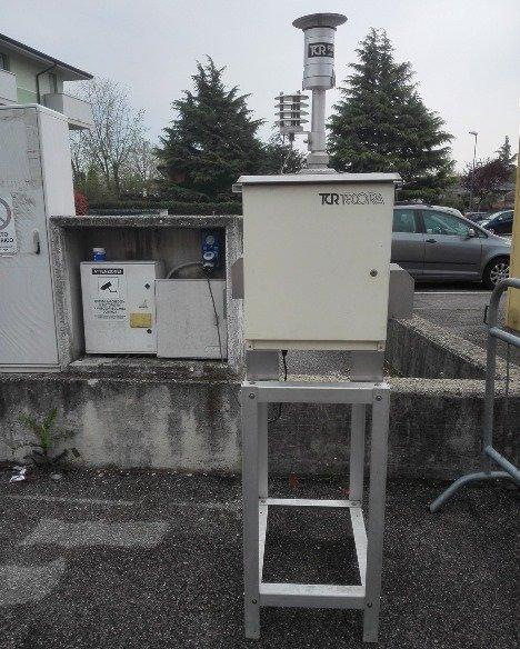 monitoraggio qualità aria Verona