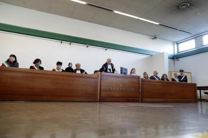 caso cucchi corte d'assise di roma