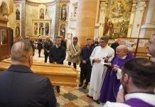 funerale monsignor adriano vincenzi
