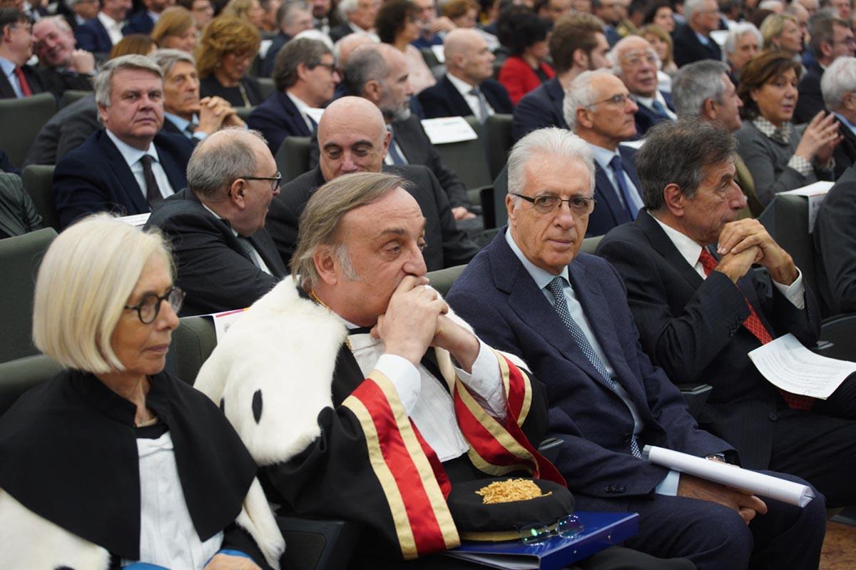 inaugurazione anno accademico 2019-2020 - nocini - piero ferrari