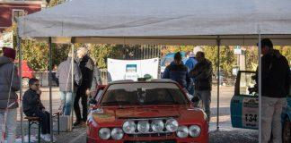 partenza rally valpantena