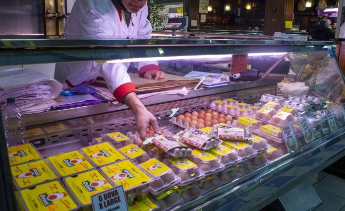 IMAGO 2020 negozio impresa alimentari uova veneto eccellenze