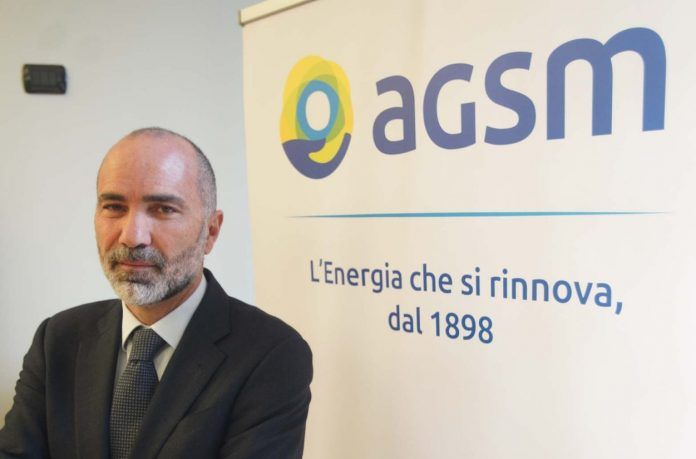 Daniele Finocchiaro ex presidente agsm