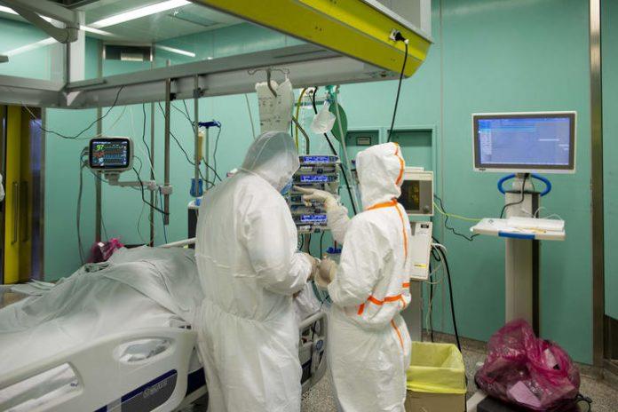 CORONAVIRUS ospedale covid-19