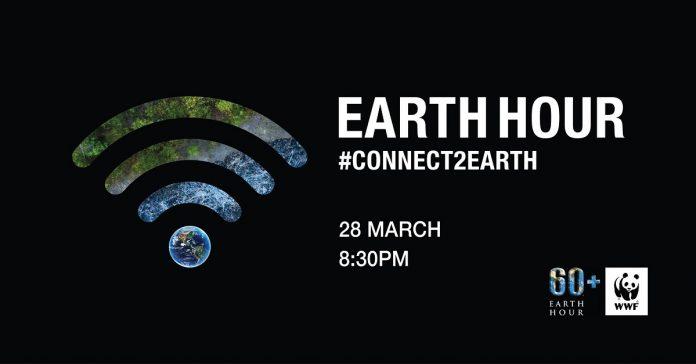l'ora della terra - earth hour - wwf
