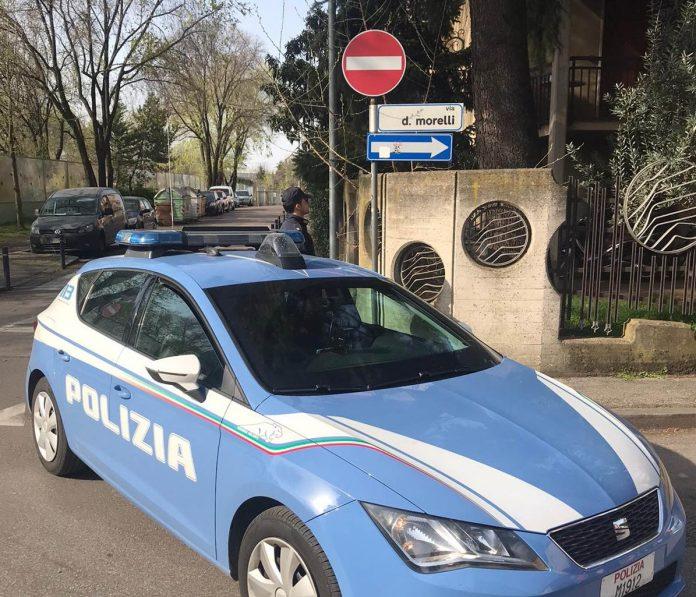 polizia furto in abitazione