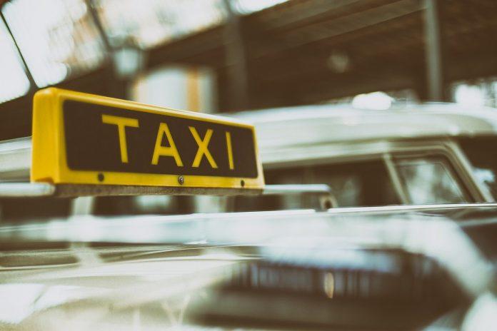 taxi tassista aggredito verona legnago