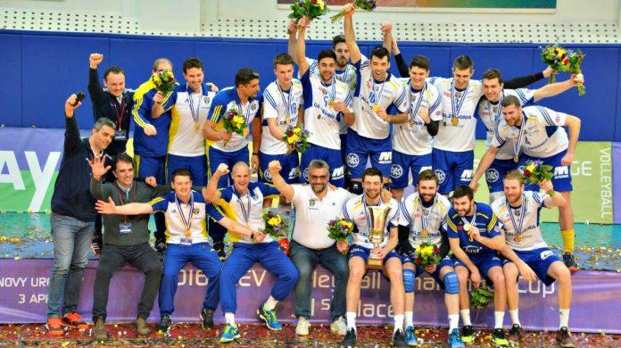 BluVolley Verona Challenge Cup 2016