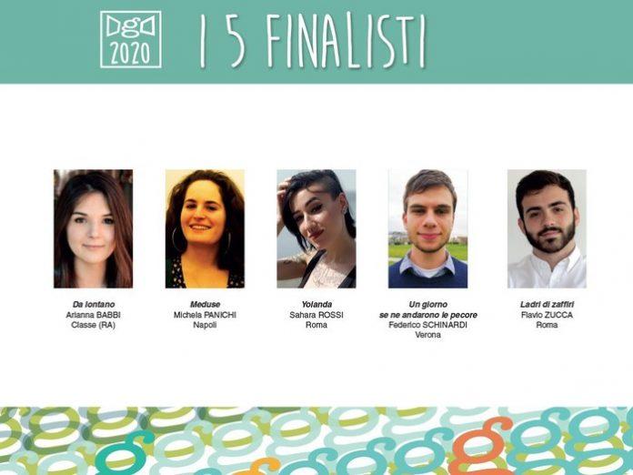 Campiello Giovani 2020 finalisti