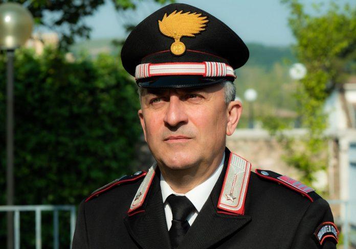 carabiniere umberto de luca, ex comandante Illasi