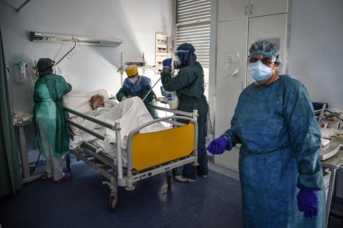 contagi decessi veneto verona coronavirus covid-19 ospedale