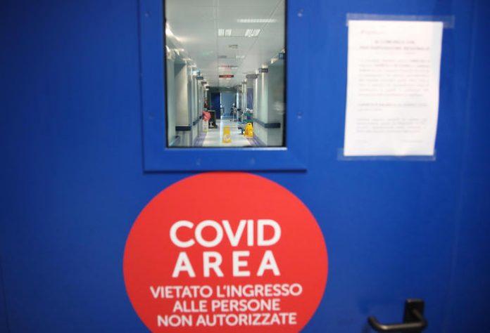 Coronavirus contagi veneto verona covid area