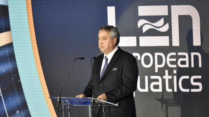 Paolo Barelli Federnuoto