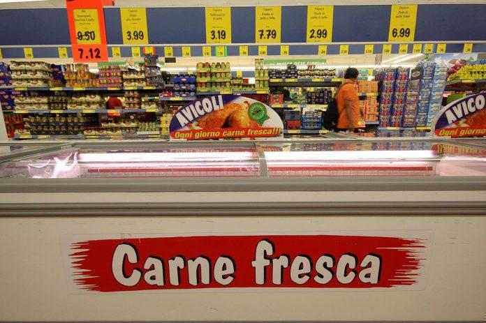 carne supermercato
