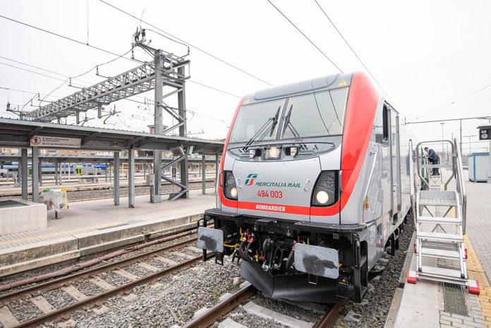 IMAGO ECONOMICA 2020 - treno ferrovia tav