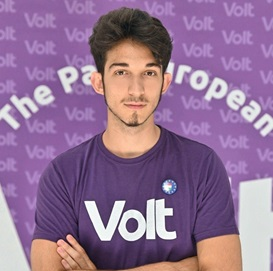 Luca Nisidi Volt Verona