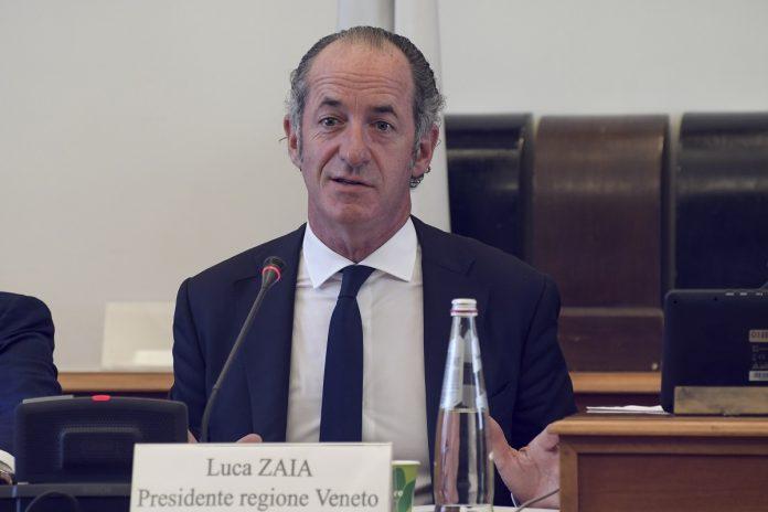 LUCA ZAIA PRESIDENTE REGIONE VENETO