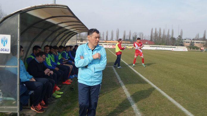 Massimo Bagatti allenatore Legnago Salus