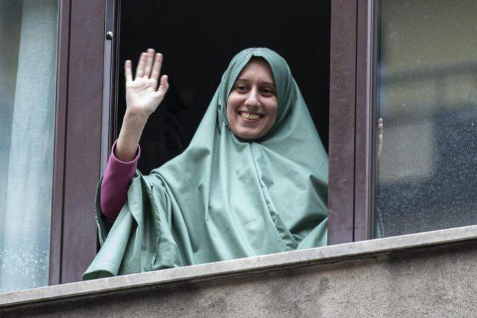 Silvia Romano definita terrorista da Pagano